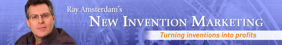 New Invention Marketing banner